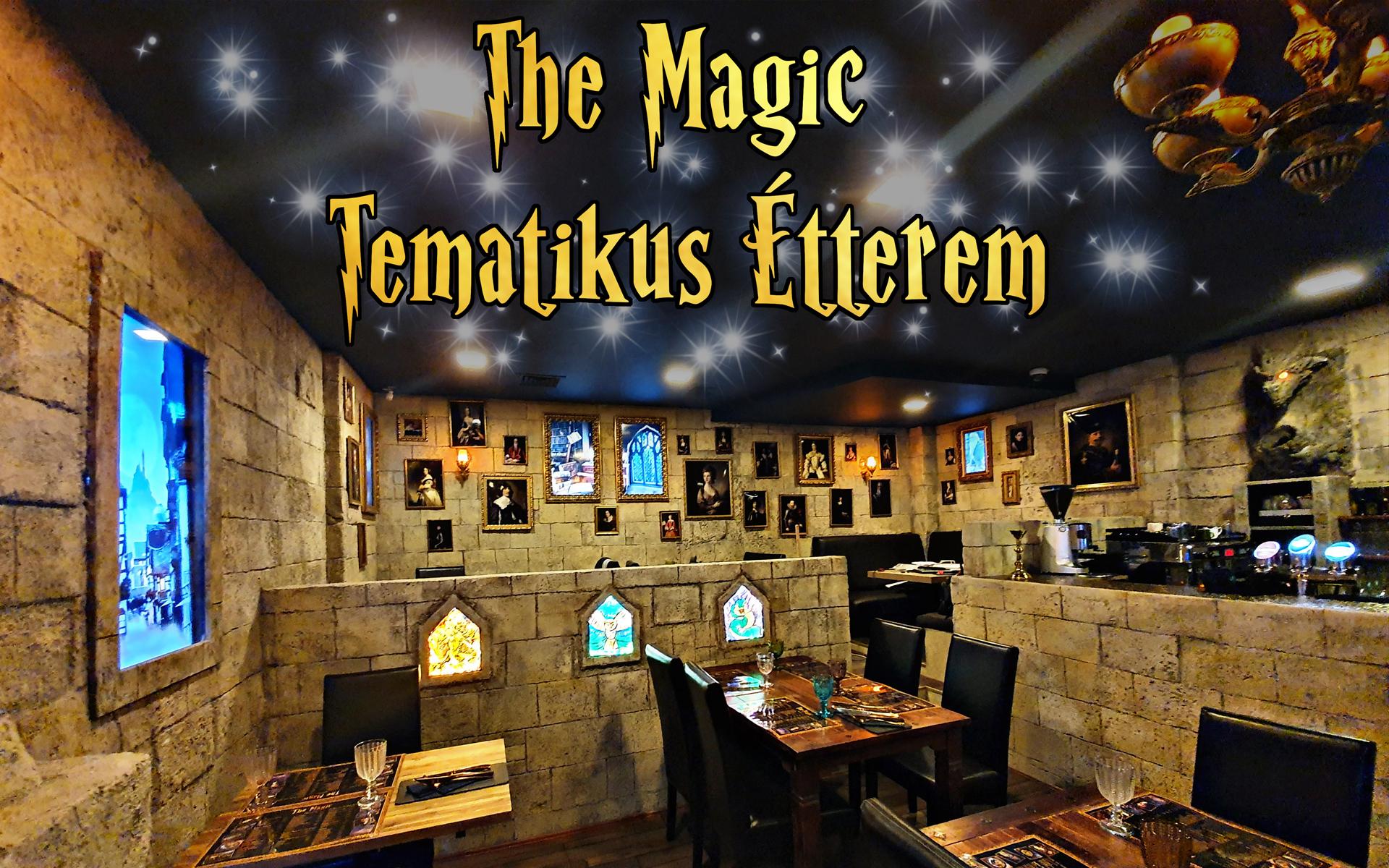 The Magic étterem